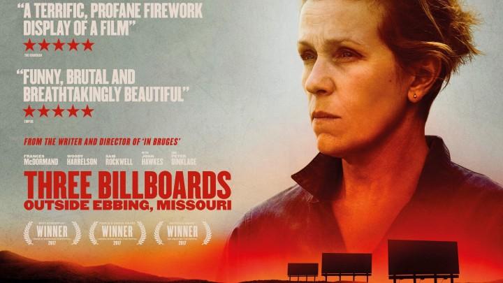 Three Billboards Outside Ebbing, Missouri (2017)