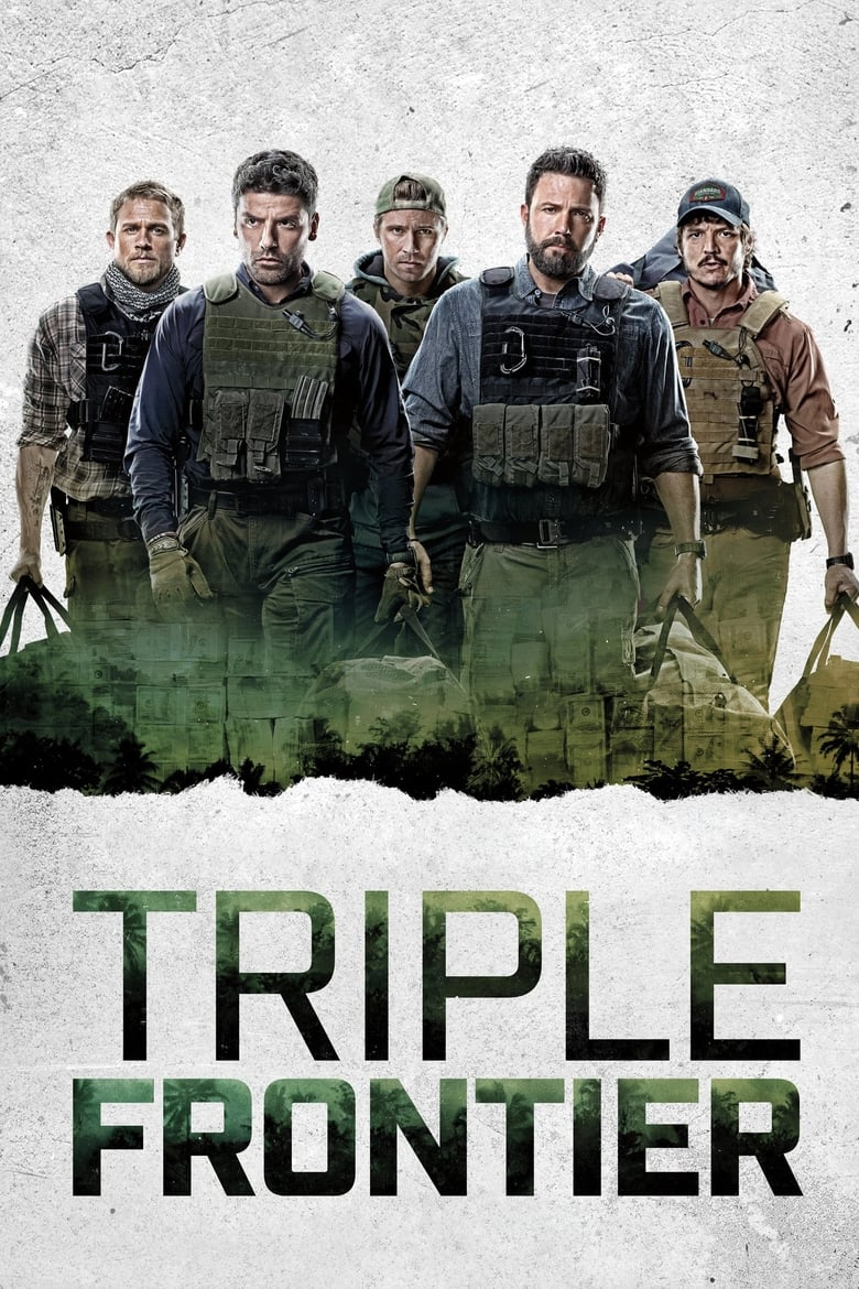 Triple Frontier (2019) movie poster