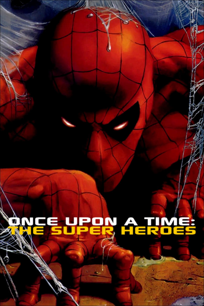 Once Upon a Time: The Super Heroes (2001) movie poster