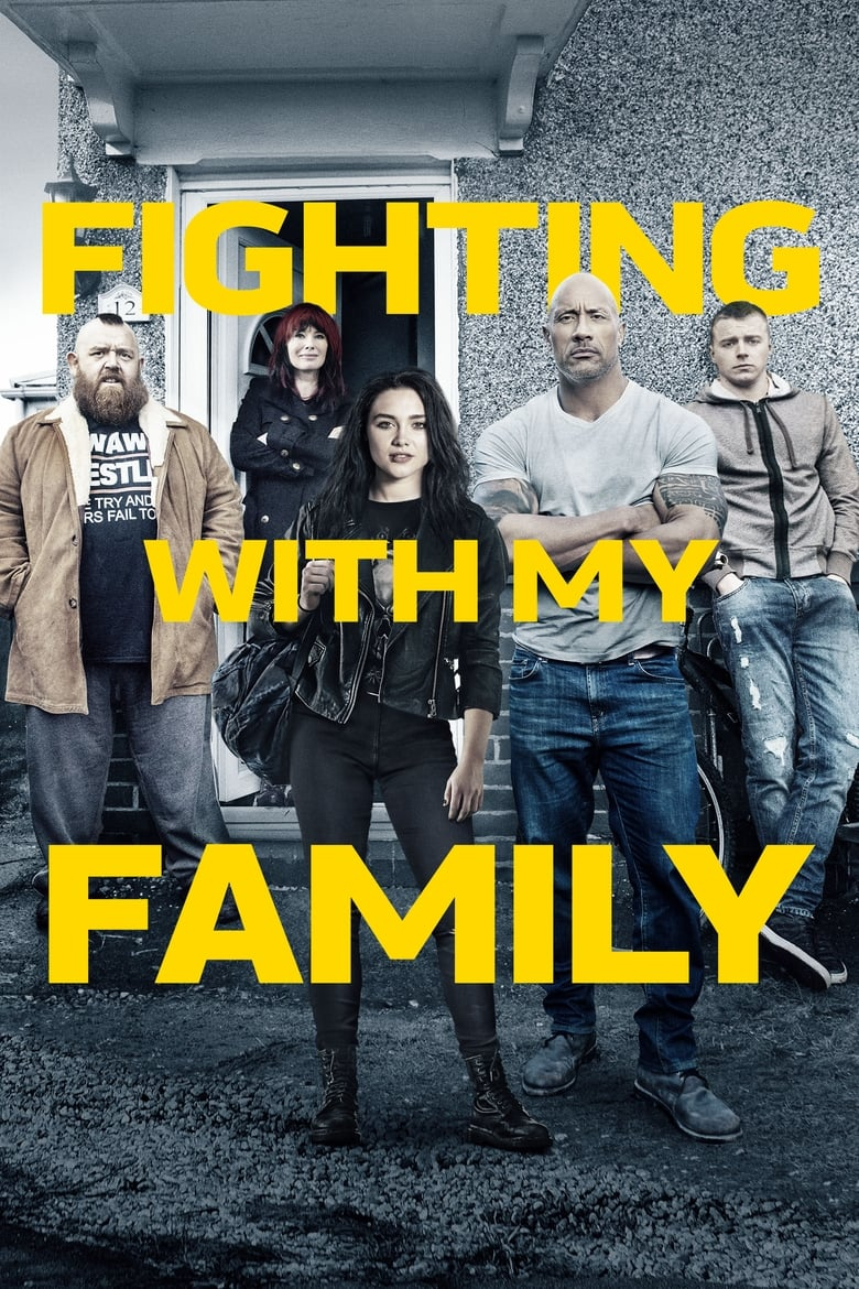 Fighting with My Family (2019) movie poster
