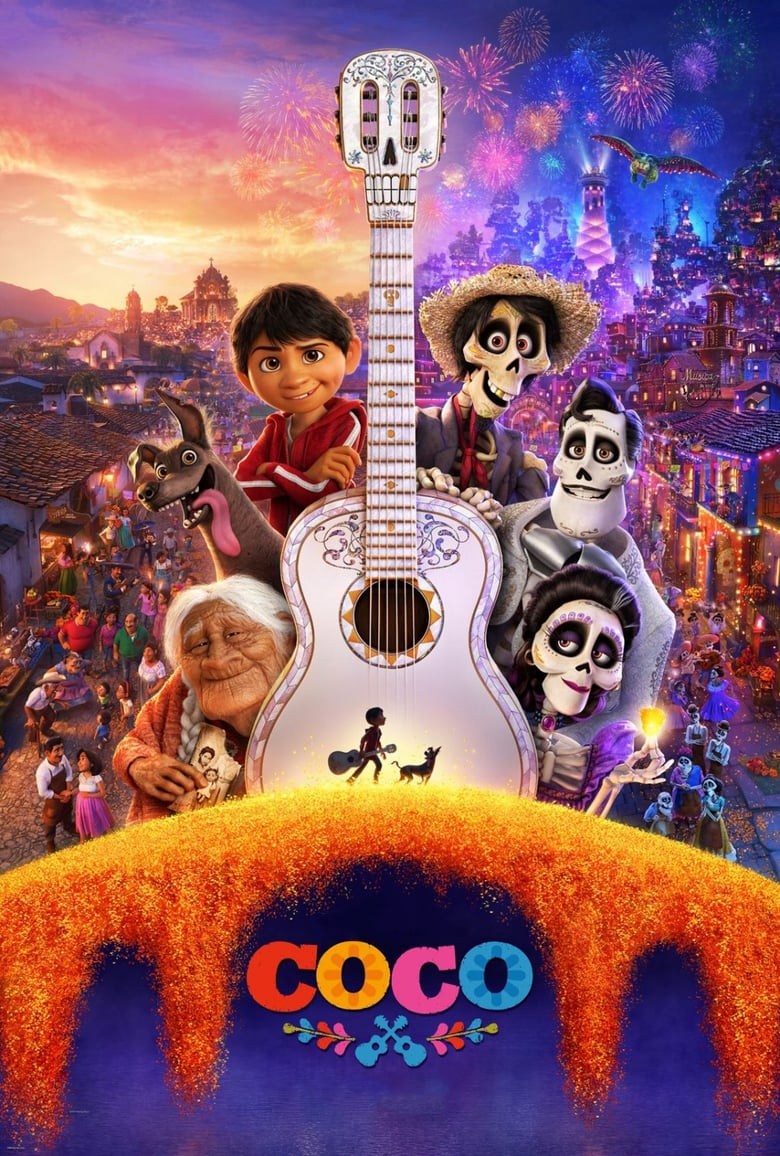 Coco (2017) movie poster