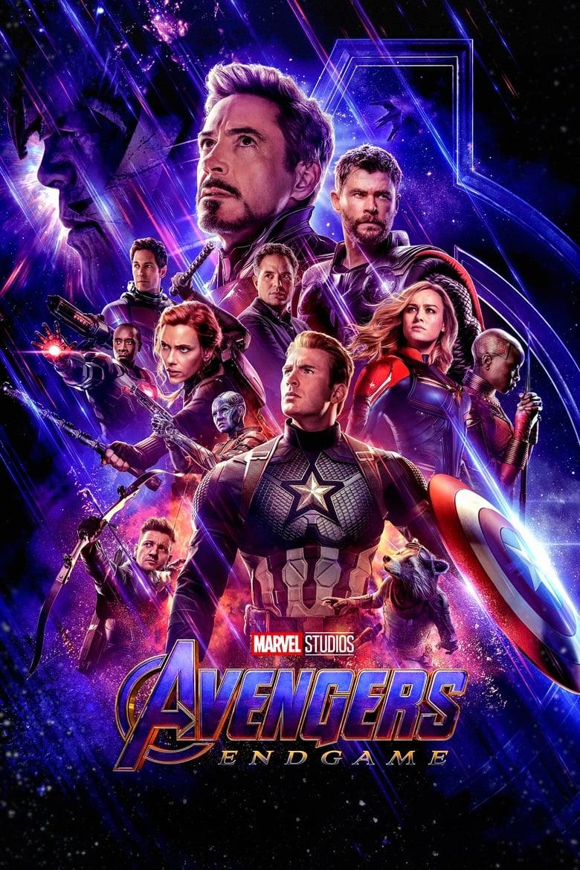 Avengers: Endgame (2019) movie poster
