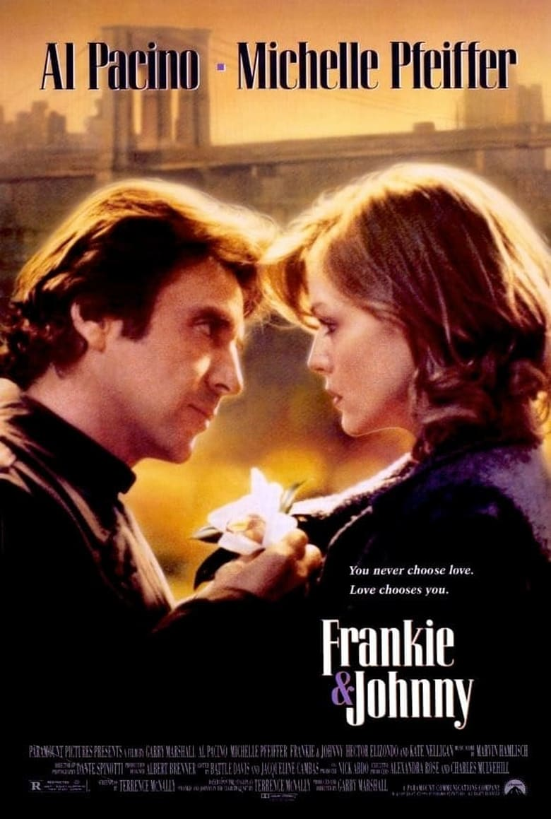 Frankie and Johnny (1991) movie poster