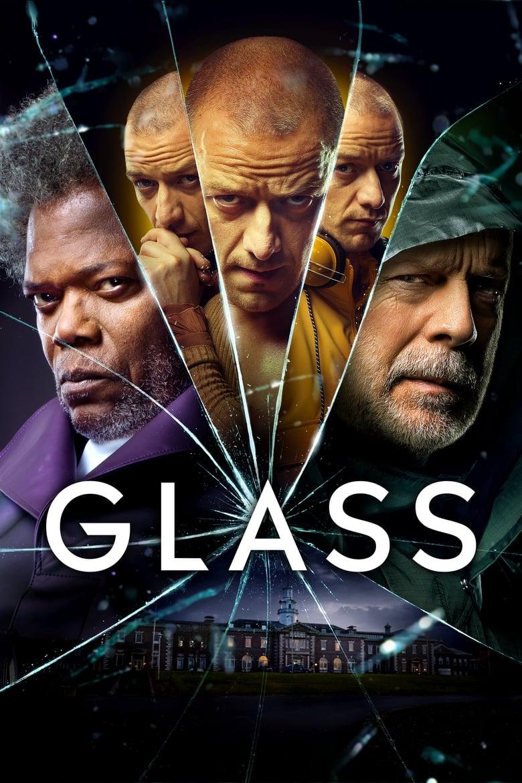 Glass (2019) movie poster